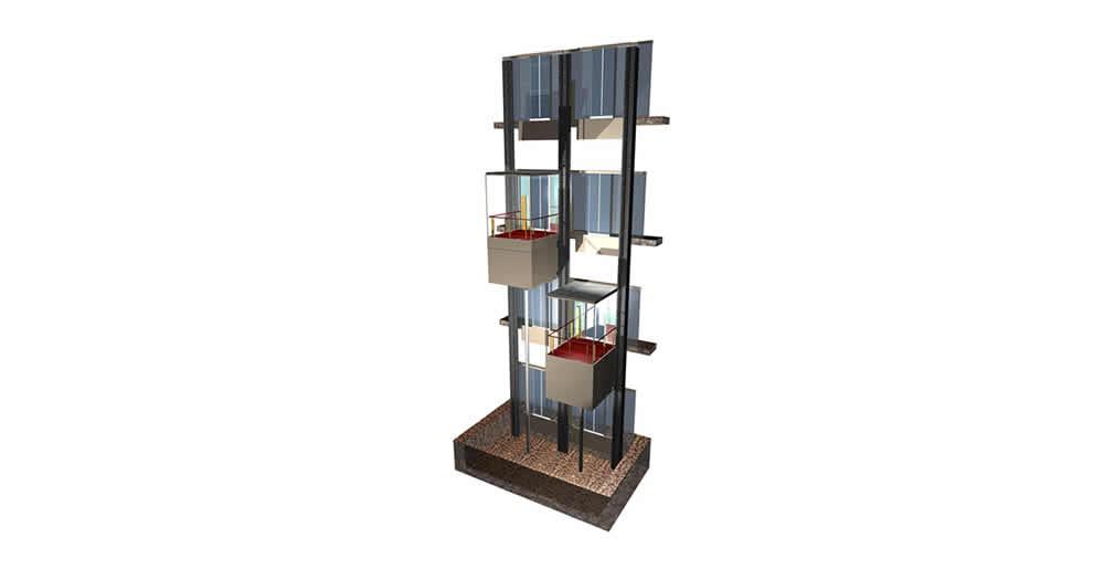 Progettazione ascensori e montacarichi milano